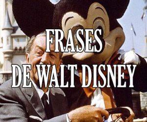 Frases de Walt Disney