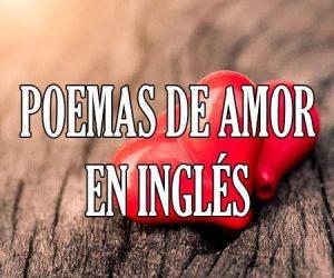 Poemas de Amor en Ingles