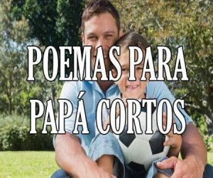 Poemas para Papa Cortos
