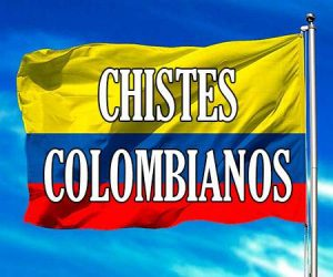 chistes colombianos