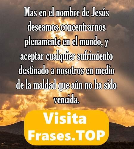 oracion cristiana diaria