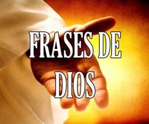 Frases de Dios