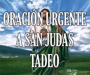 Oracion Urgente a San Judas Tadeo