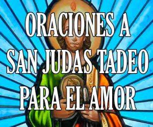 Oracion a San Judas Tadeo para el Amor