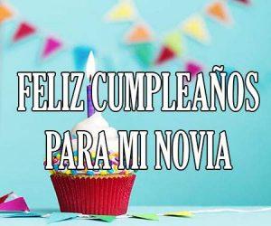 Feliz Cumpleaños para Mi Novia