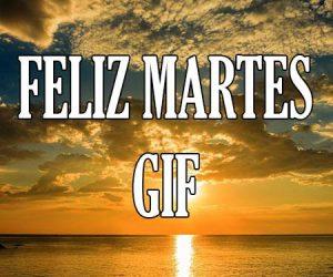 Feliz Martes Gif