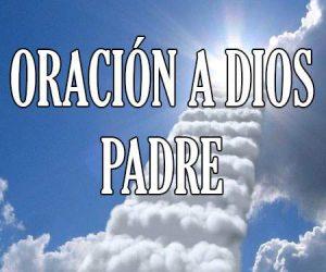 Oracion a Dios Padre
