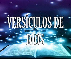 Versículos de Dios