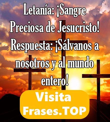 el mejor rosario a la preciosa rosario de la preciosa Sangre de Cristo