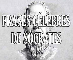 Frases Celebres de Socrates
