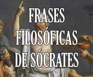 Frases Filosóficas de Socrates