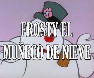 frosty el muñeco de nieve