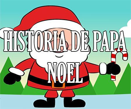 historia de papa noel