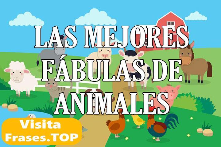 las mejores fábulas de animales