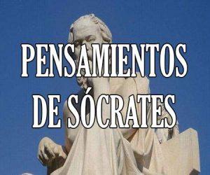 Pensamientos de Socrates