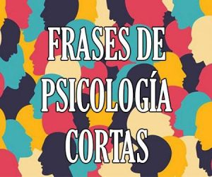 Frases de Psicologia Cortas