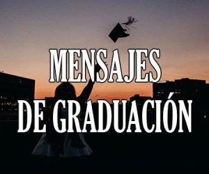 Mensajes de Graduacion