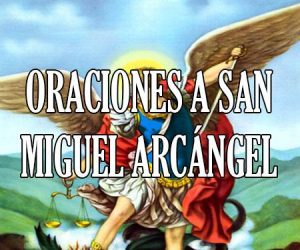 oracione a San Miguel Arcángel