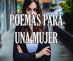 Poemas para una Mujer
