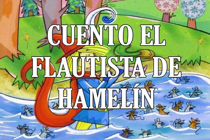 Cuento El Flautista de Hamelín