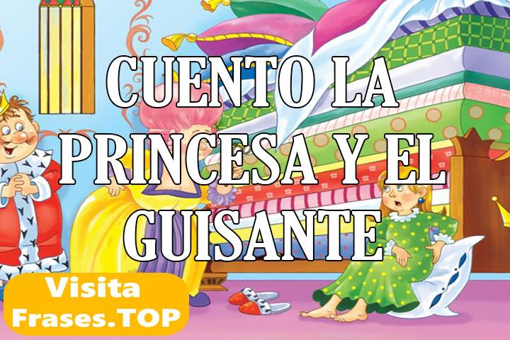 cuento la princesa y el guisante