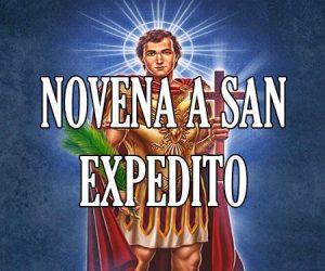 Novena a San Expedito