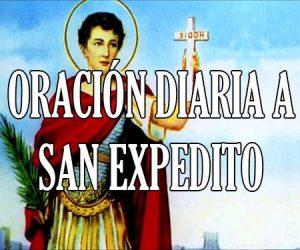 Oracion Diaria a San Expedito