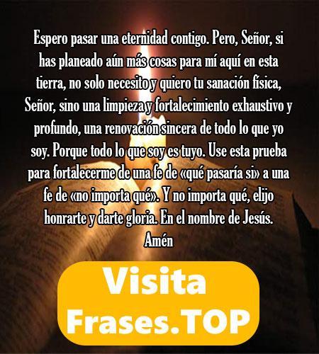 oraciones de sanación católicas y cristianas