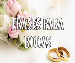 frases para bodas