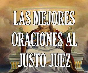 Las Mejores Oraciones al Justo Juez