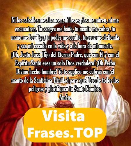 Oración la verdadera al Justo Juez