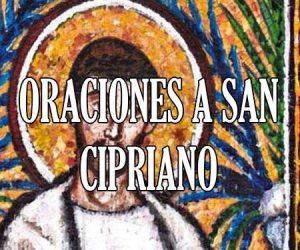 Oraciones a San Cipriano
