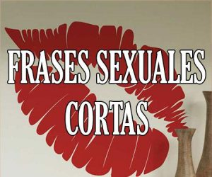 Frases Sexuales Cortas