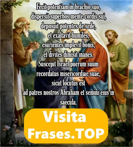 La Magnifica Oración Católica