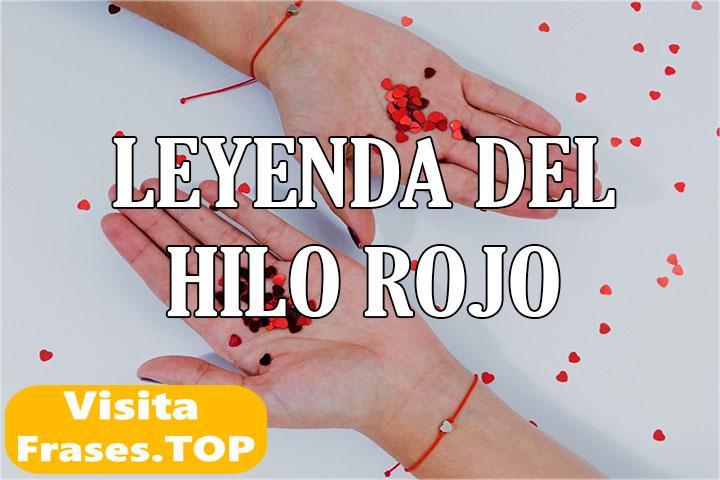 Leyenda del Hilo Rojo