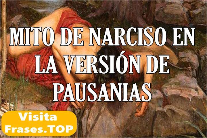 Mito de Narciso en la versión de Pausanias