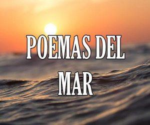 poemas del mar