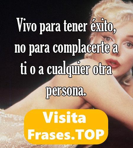 Frases de Marilyn Monroe en Español