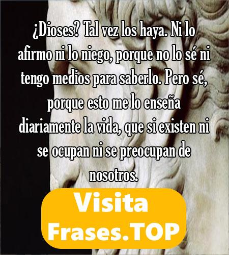 Frases de Epicuro de Samos