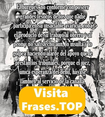Frases Célebres de Frases de Emiliano Zapata