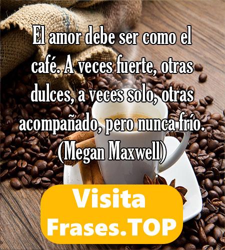 frases de café y amor