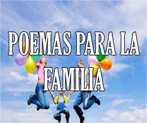 poemas para la familia