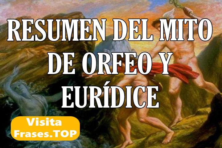 Resumen del Mito de Orfeo y Eurídice