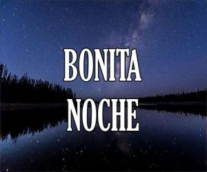 Bonita Noche