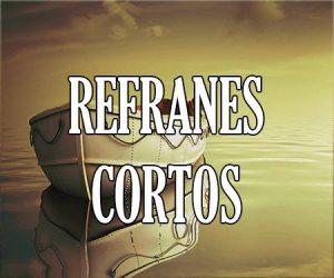 Refranes Cortos