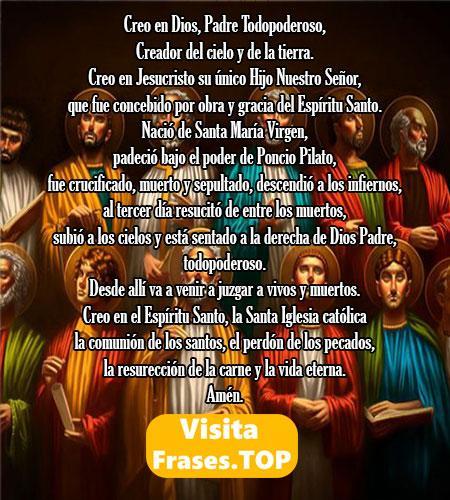 El Credo de los Apostoles Cortos