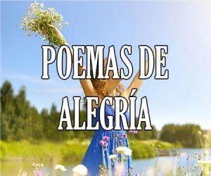 poemas de alegría