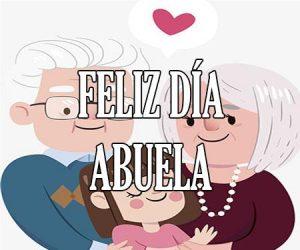 Feliz Día Abuela