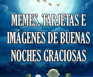 Memes, Tarjetas e Imágenes de Buenas Noches Graciosas