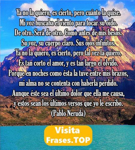 Poemas chilenos famosos